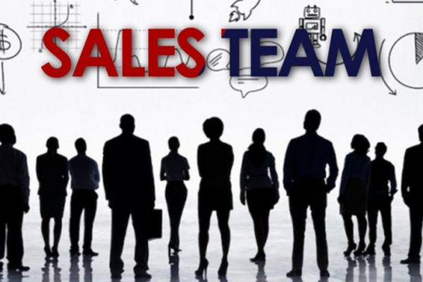 Secrets of a successful sales team