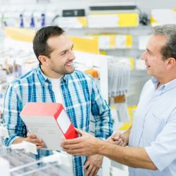 convince a customer to buy
