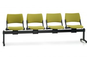 Accent your office with modern contemporary reception chairs